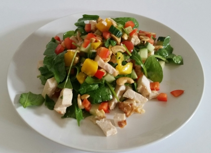 Chicken and Mango Salad