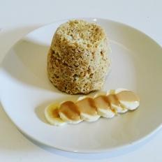 oats in a mug