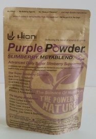 Purple Powder