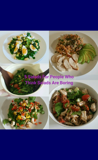 Salads Title