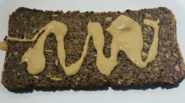 Tahini Toast